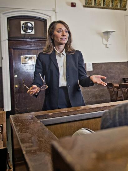 Demetra Mehta, Esq. - Philadelphia Gun Charges Defense Attorney