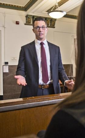 Zak T. Goldstein, Esq. - Philadelphia Detainer Lawyer