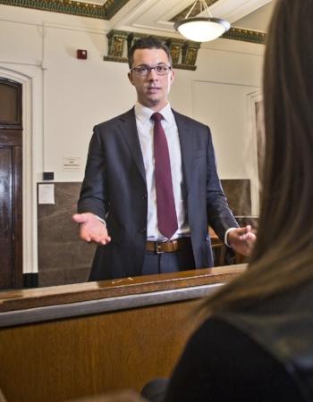 Zak T. Goldstein, Esq. - Philadelphia Criminal Defense Lawyer