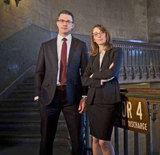 Philadelphia Criminal Defense Attorneys Zak T. Goldstein, Esq. and Demetra Mehta, Esq.