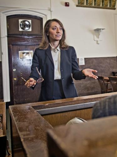 Philadelphia Criminal Appeals Lawyer Demetra Mehta, Esq.