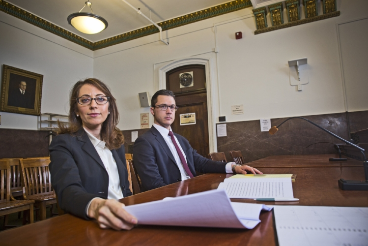 Philadelphia Criminal Lawyers Zak Goldstein and Demetra Mehta