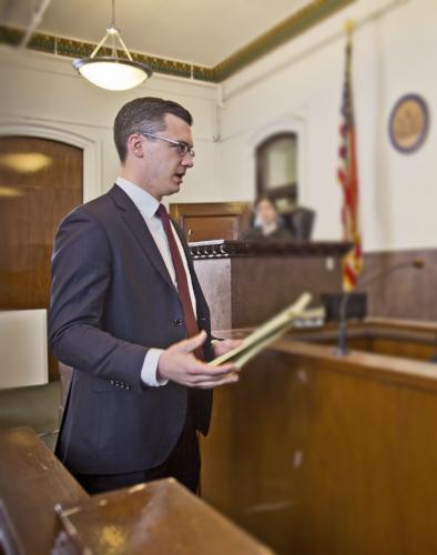 Philadelphia Robbery Defense Lawyer Zak Goldstein