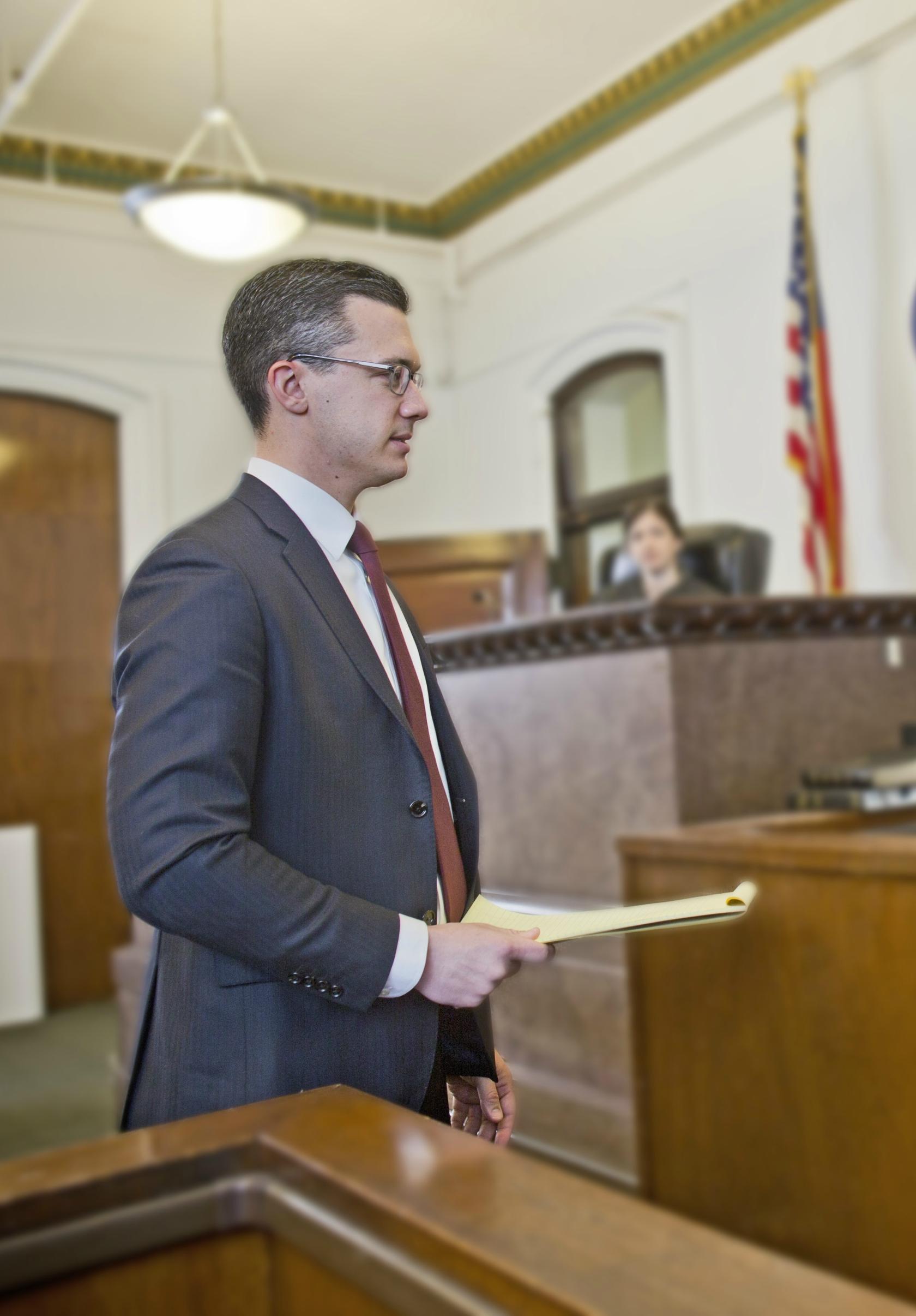 Zak Goldstein Criminal Defense Lawyer
