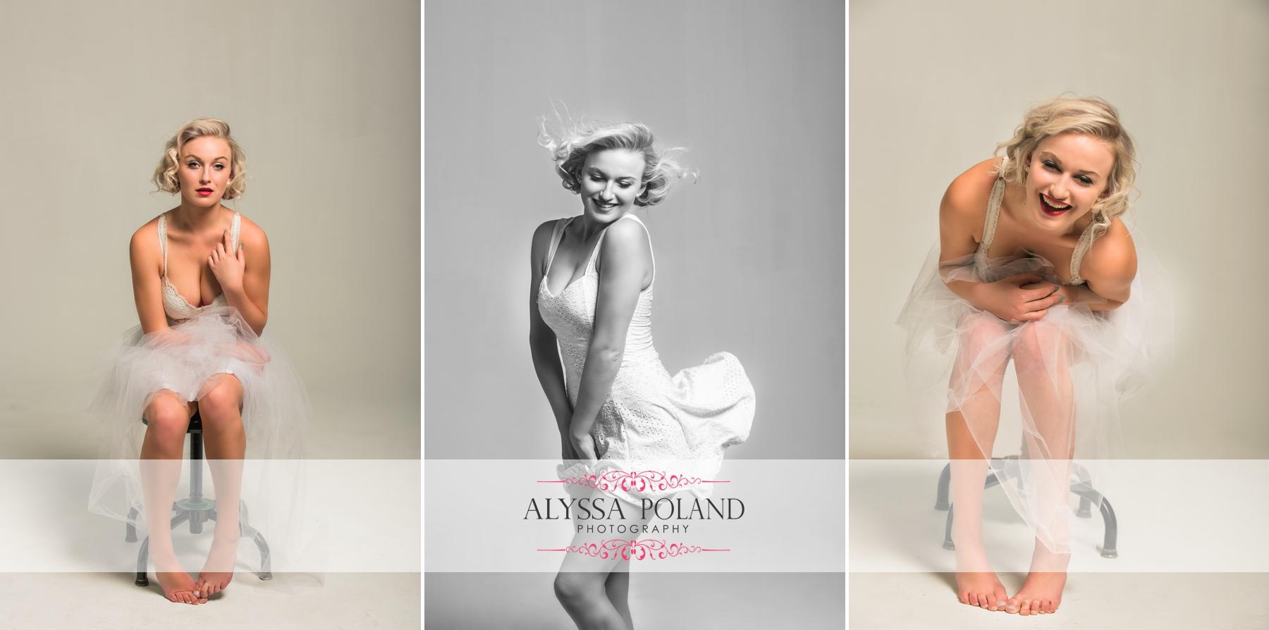 Marilyn Monroe Stylized Shoot