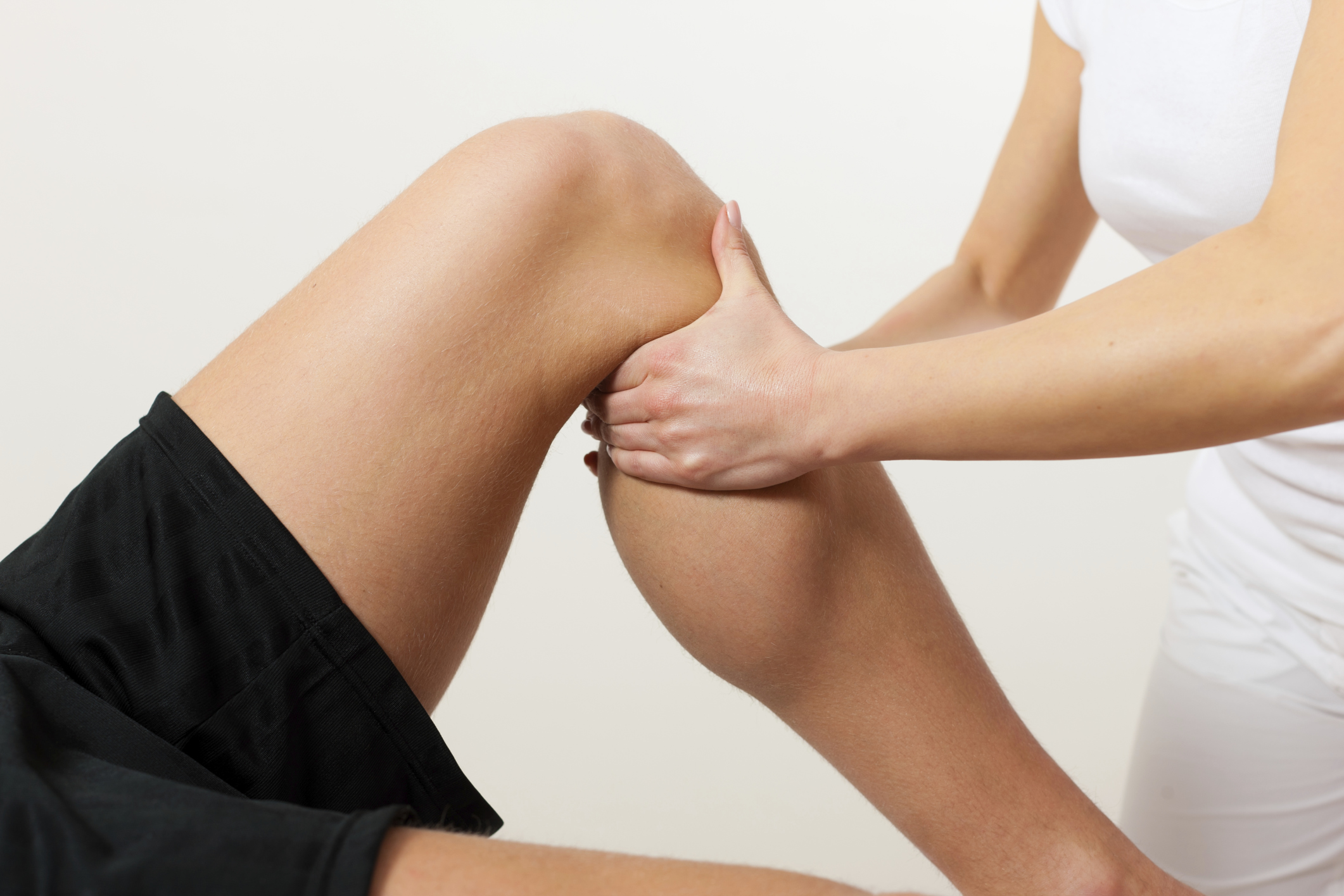 Manual physical therapy to improve your joint and soft tissue mobility.