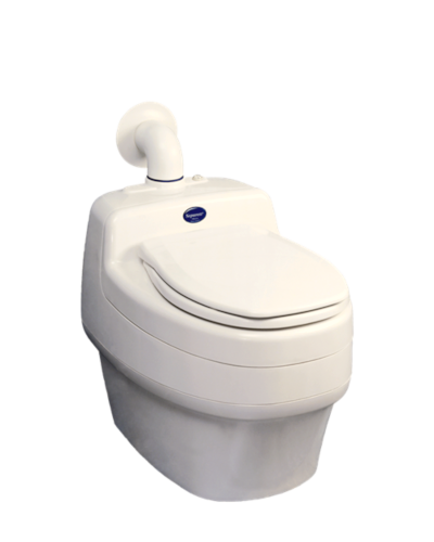 KL2 waterless and composting toilet