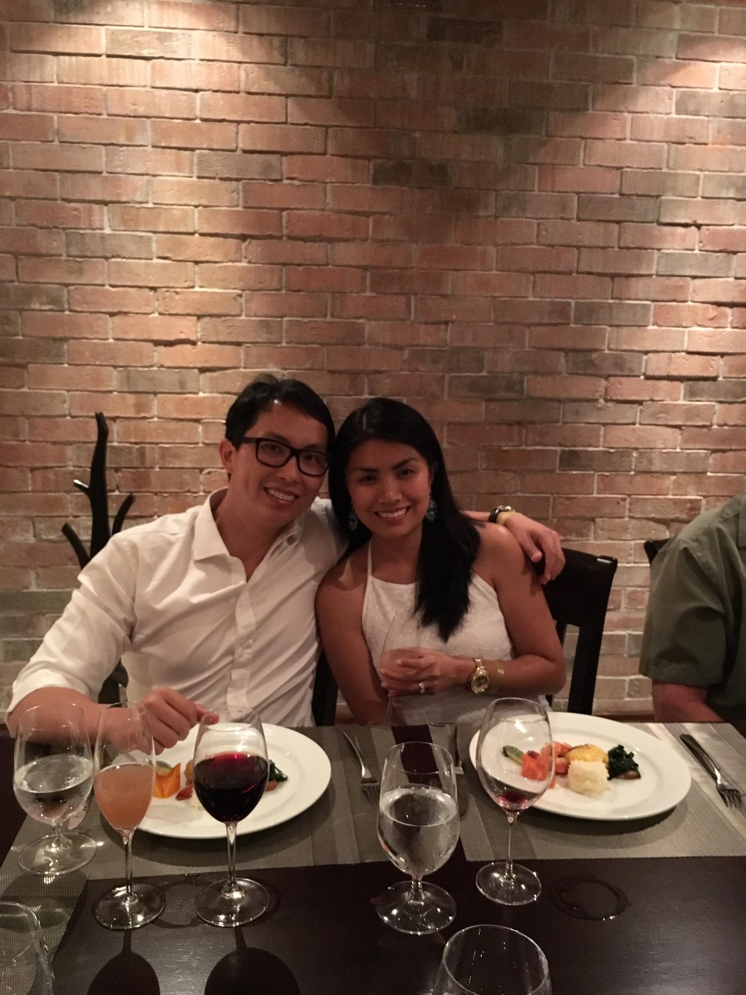 Hyatt Zilara Cancun Chefs Plate Dexter April