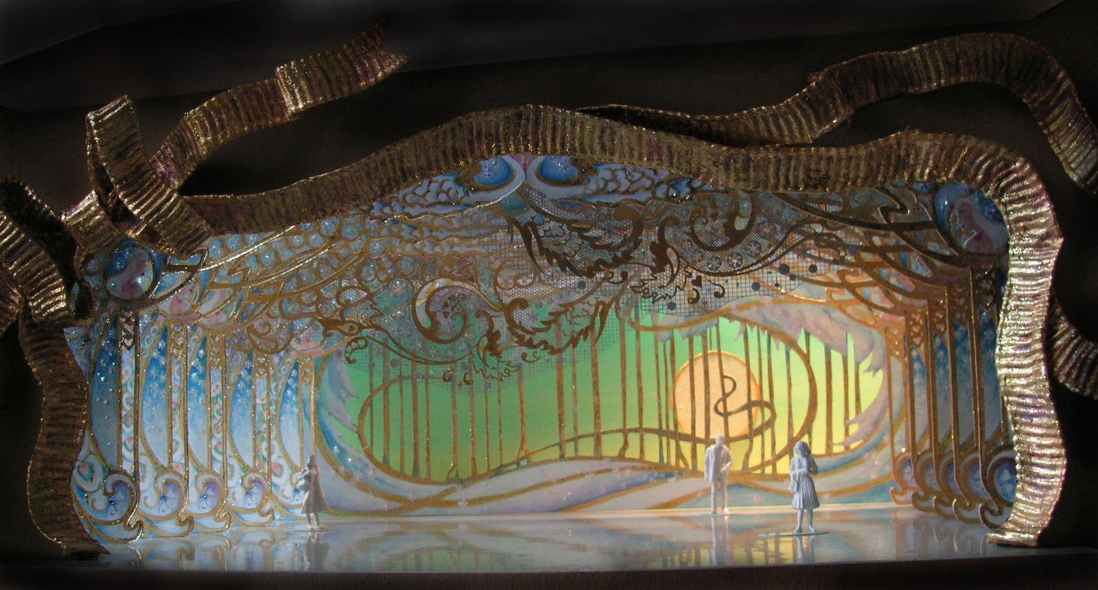 The New Nutcracker Ballet- Scenic Design 1:4%22=1' Scale Model for %22The Court of Snow%22- Lone Star Ballet- Amarillo, Texas- Model by Rachel Short Janocko.jpg