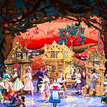 BEAUTY AND THE BEAST (International Tour)
