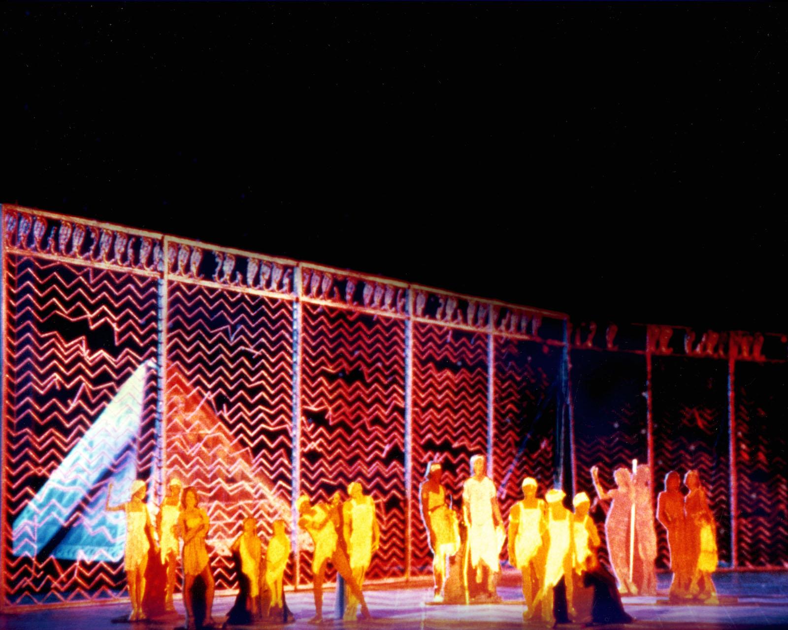The Slave Camp,Original Broadway Model