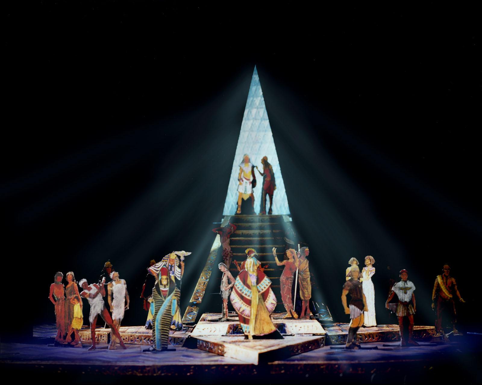 Stairway to Heaven,Original Broadway Model