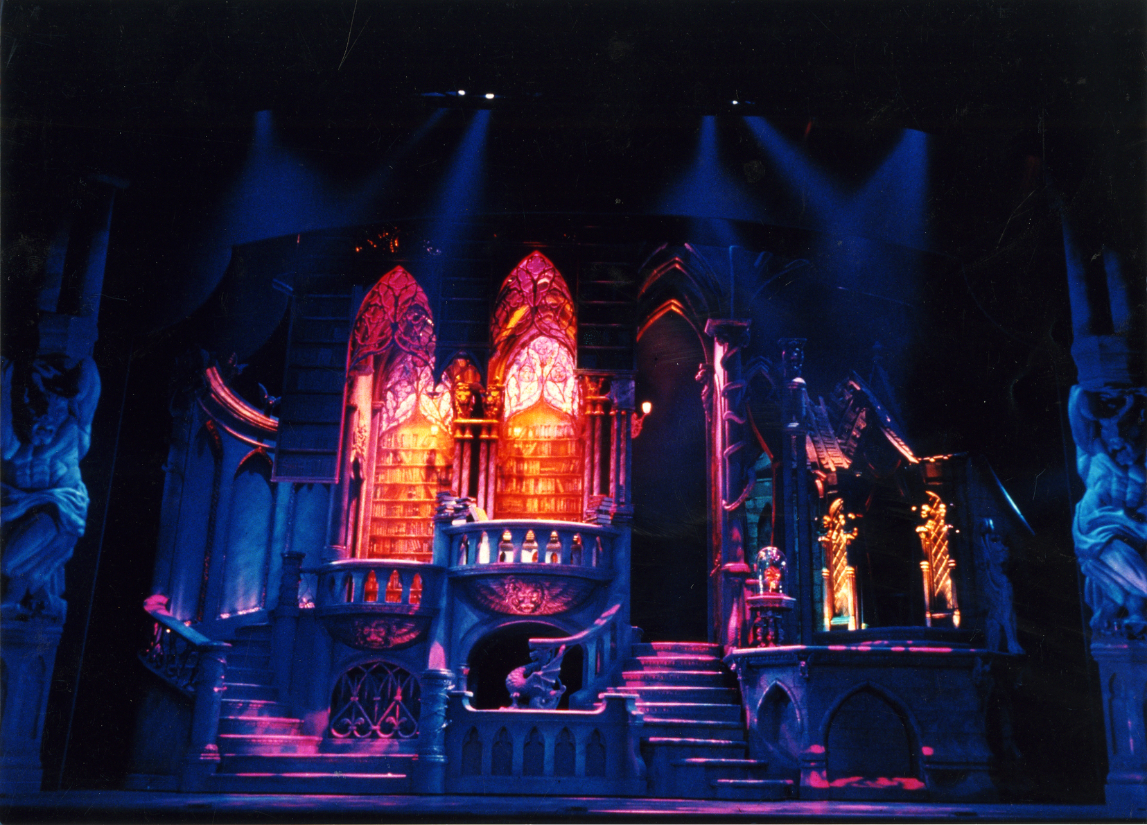 Original Broadway Production Photo. Palace Theatre. Photo by Joan Marcus.