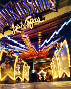 Madame Tussauds Las Vegas - Front Entrance Re-Design by Stanley A. Meyer.