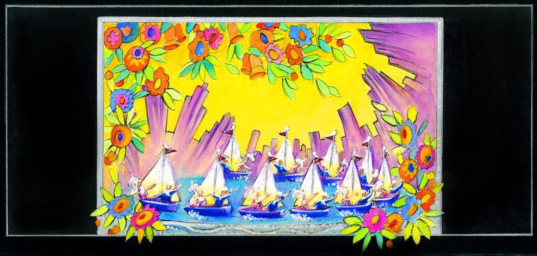 Buzz!! - Central Park Boats