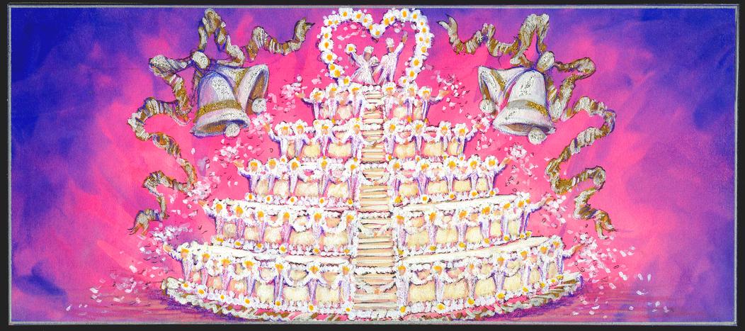 Buzz!! - Wedding Cake
