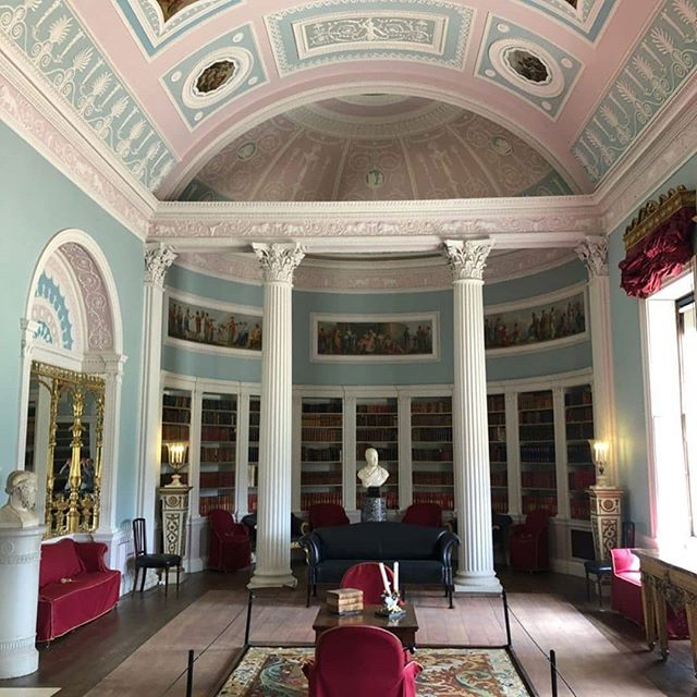 We mixed the paint colours for this room - Reposted from @harrywallop -  I've lived in London for 44 years and in north London for 21 of those. And never been to Kenwood House. Who knew it was so lovely and its art collection was so magnificent? Oh, all of you. And it's free! The Frans Hals of jaunty hipster, and the Ferdinand Bol of woman in ruff are stupendous. Also the mini Constable sunset is such a gem. ——————————————————— #kenwoodhouse #londonhistory #hampsteadheath #franshals #ferdinandbol #londonart - #regrann  #papersandpaints #patrickbaty #paint #paintcolour #paintcolor #colour #color #anatomyofcolour #anatomyofcolor #colourmixing