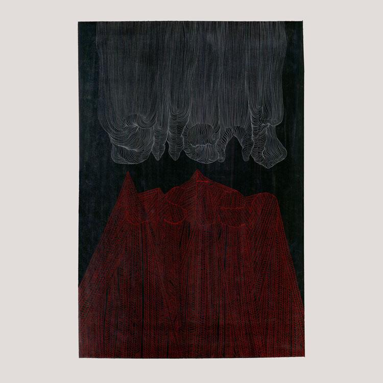 Silent Listen Black Print<br><i>Out of Print</i>