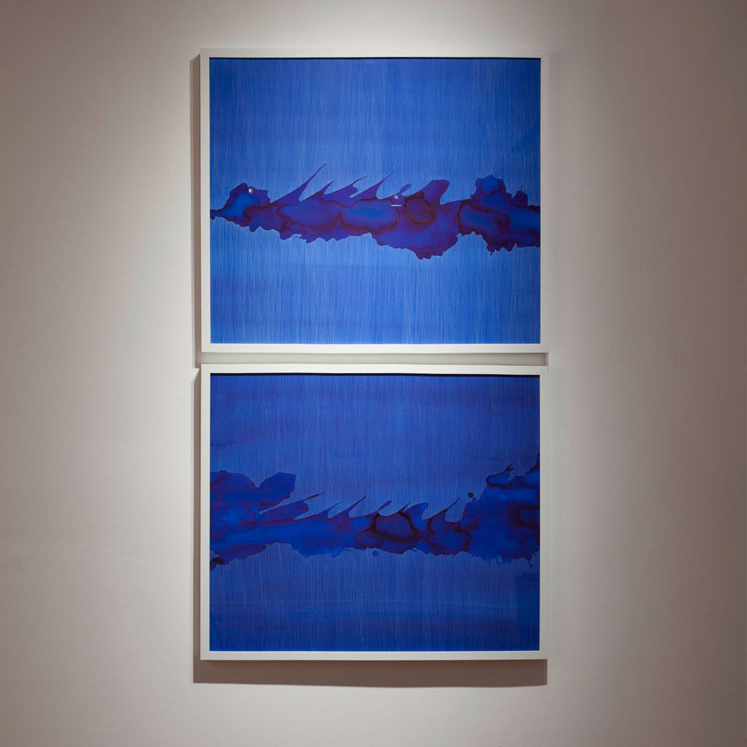 Silent Listen Blue Prints<br><i>Out of Print</i>