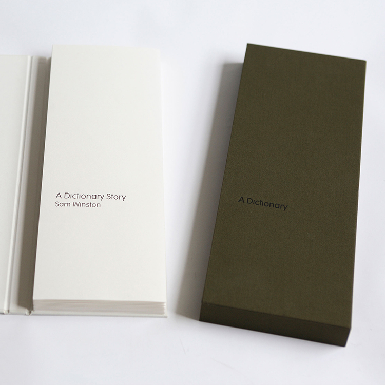 Dictionary Story Book<br>Available