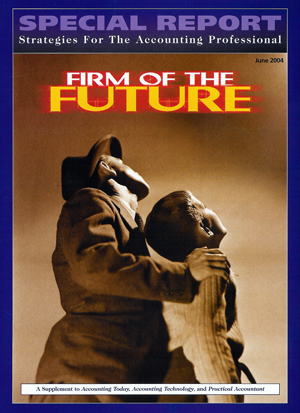 Future Takes Shape for Marketing Accounting Services  By Bruce J. Clark