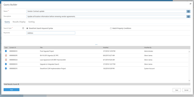 Manage e-discovery / ediscovery / discovery more efficiently with automated legal holds.