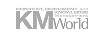 KM World Magazine Logo