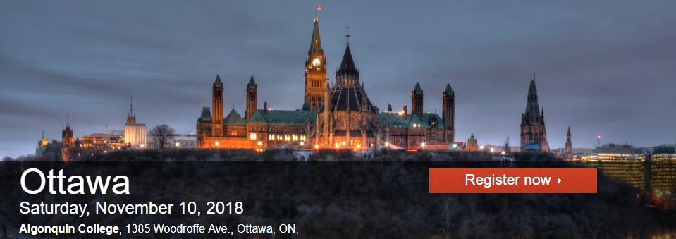 SharePoint Saturday Ottawa 2018
