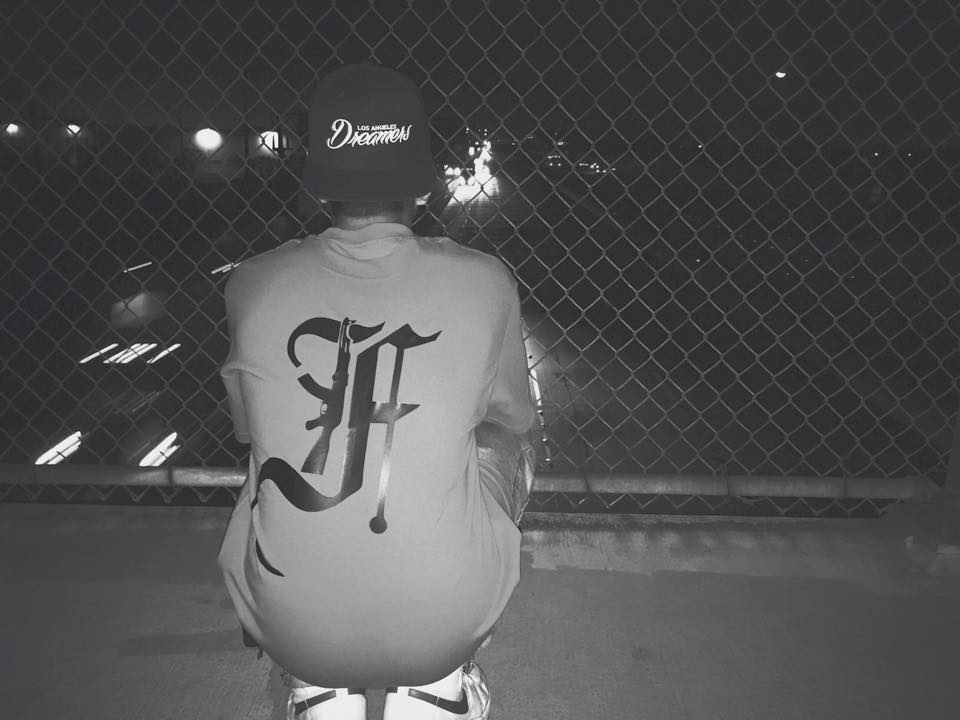 "OUTFIT:  ""F POINT"" Hoodie ( Focal.Brand  Beginning '14 Collection)"