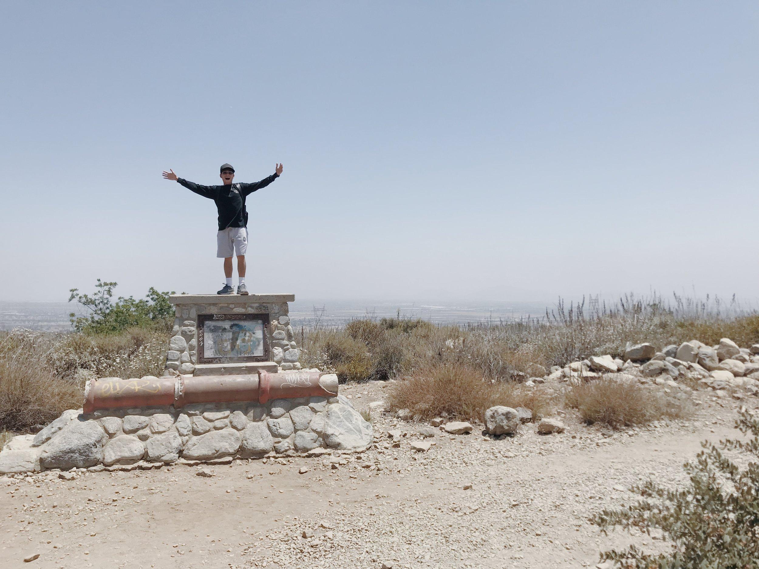 LOCATION: Rancho Cucamonga, CA