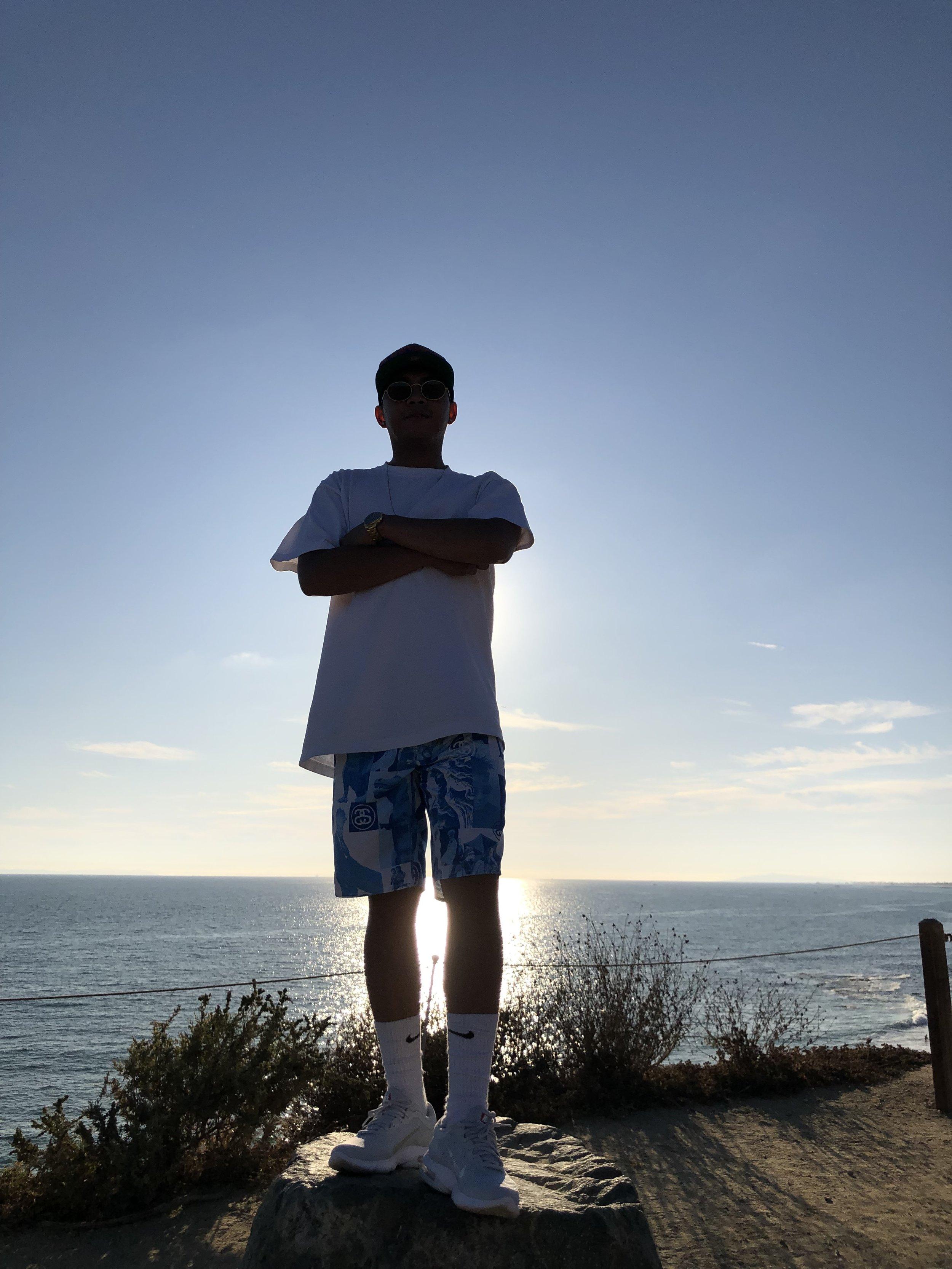 LOCATION: Crystal Cove - Newport Beach, CA