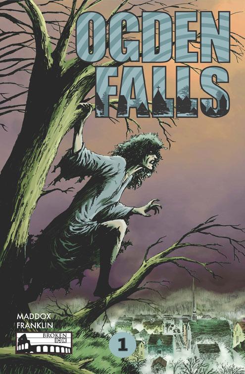 Ogden Falls - Logo design