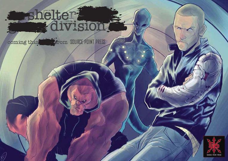 Shelter Division - Logo Design