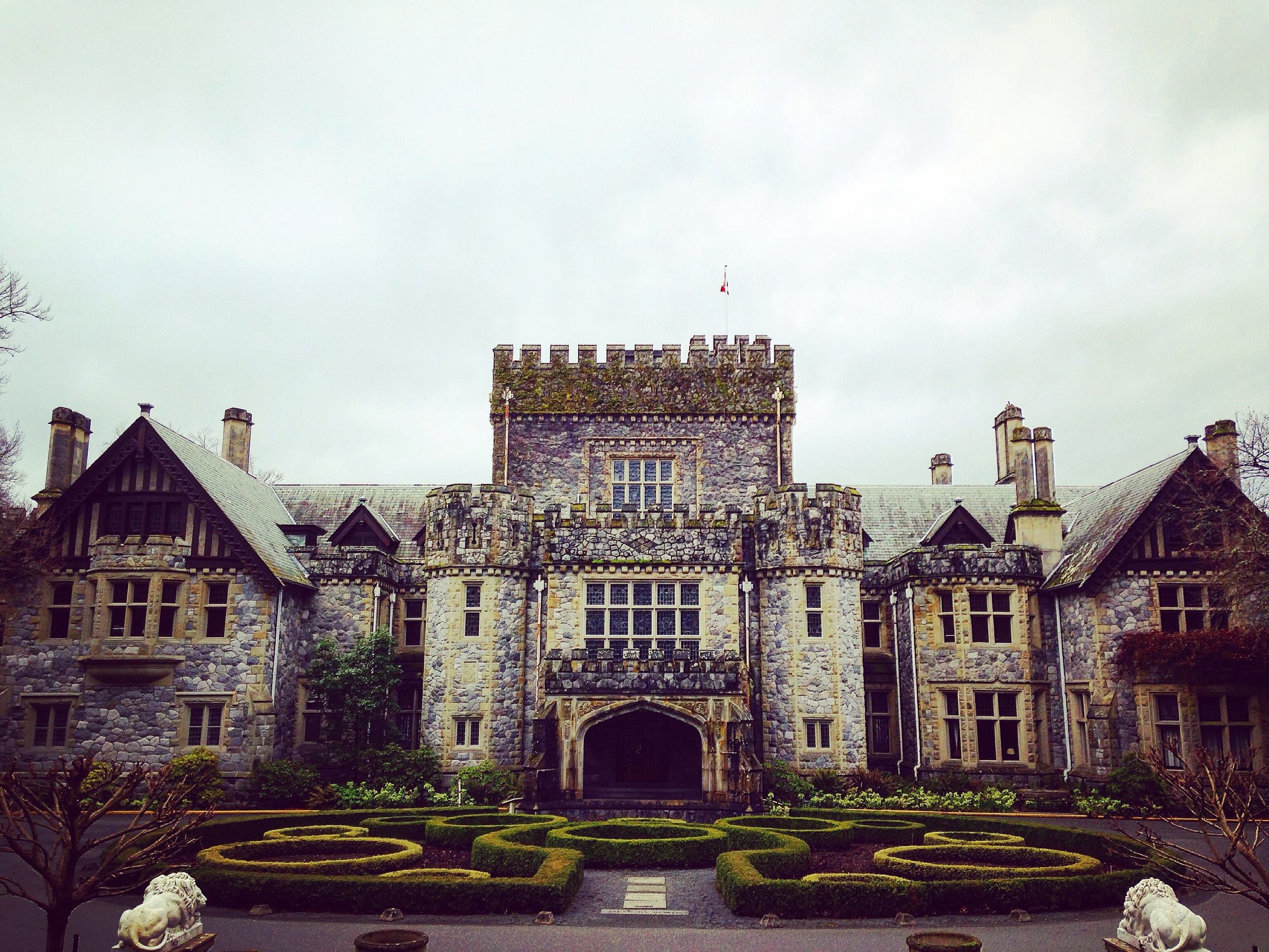 Hatley Castle, Royal Roads Univeristy