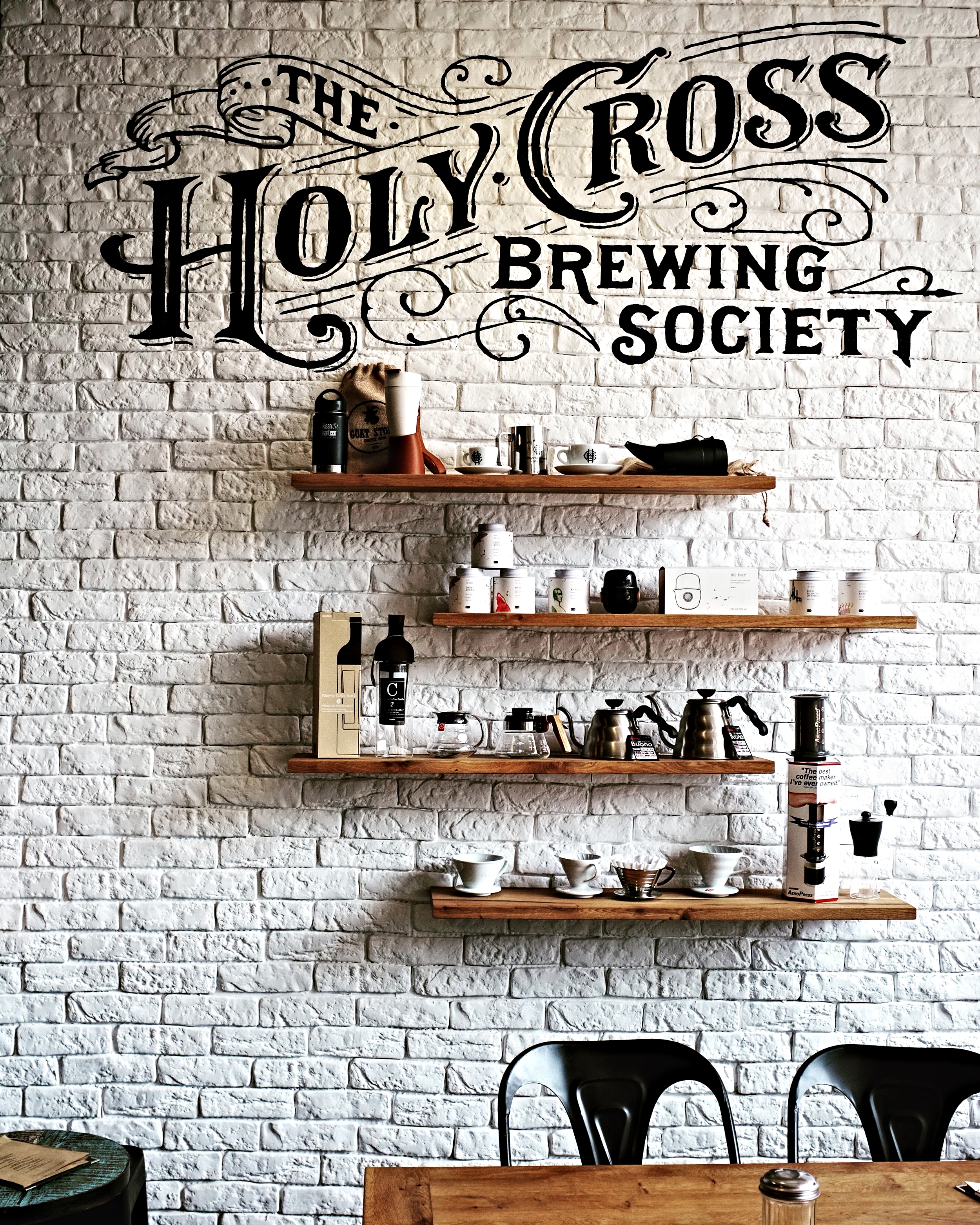 holy cross brewing company