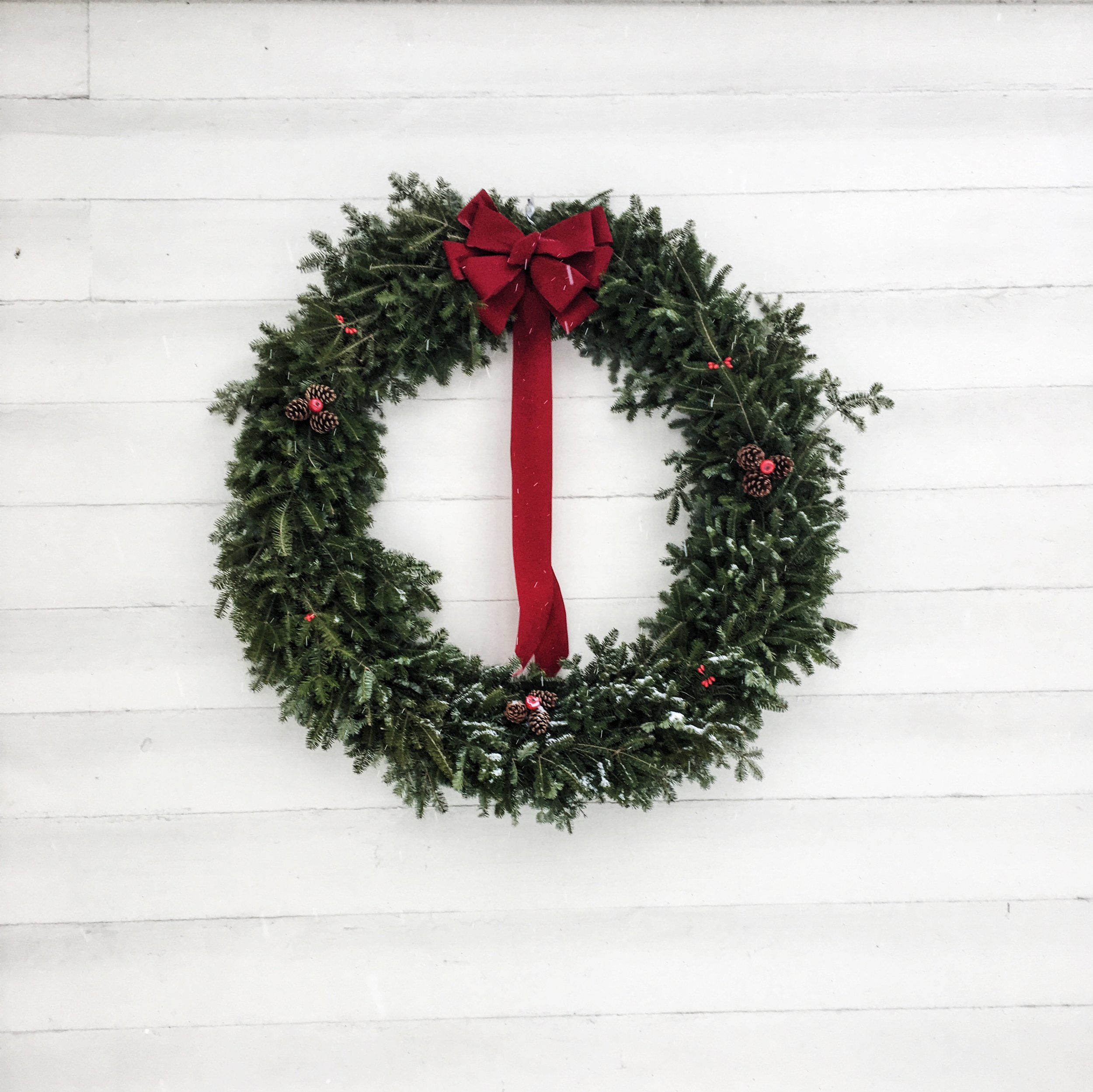 woodstock wreath