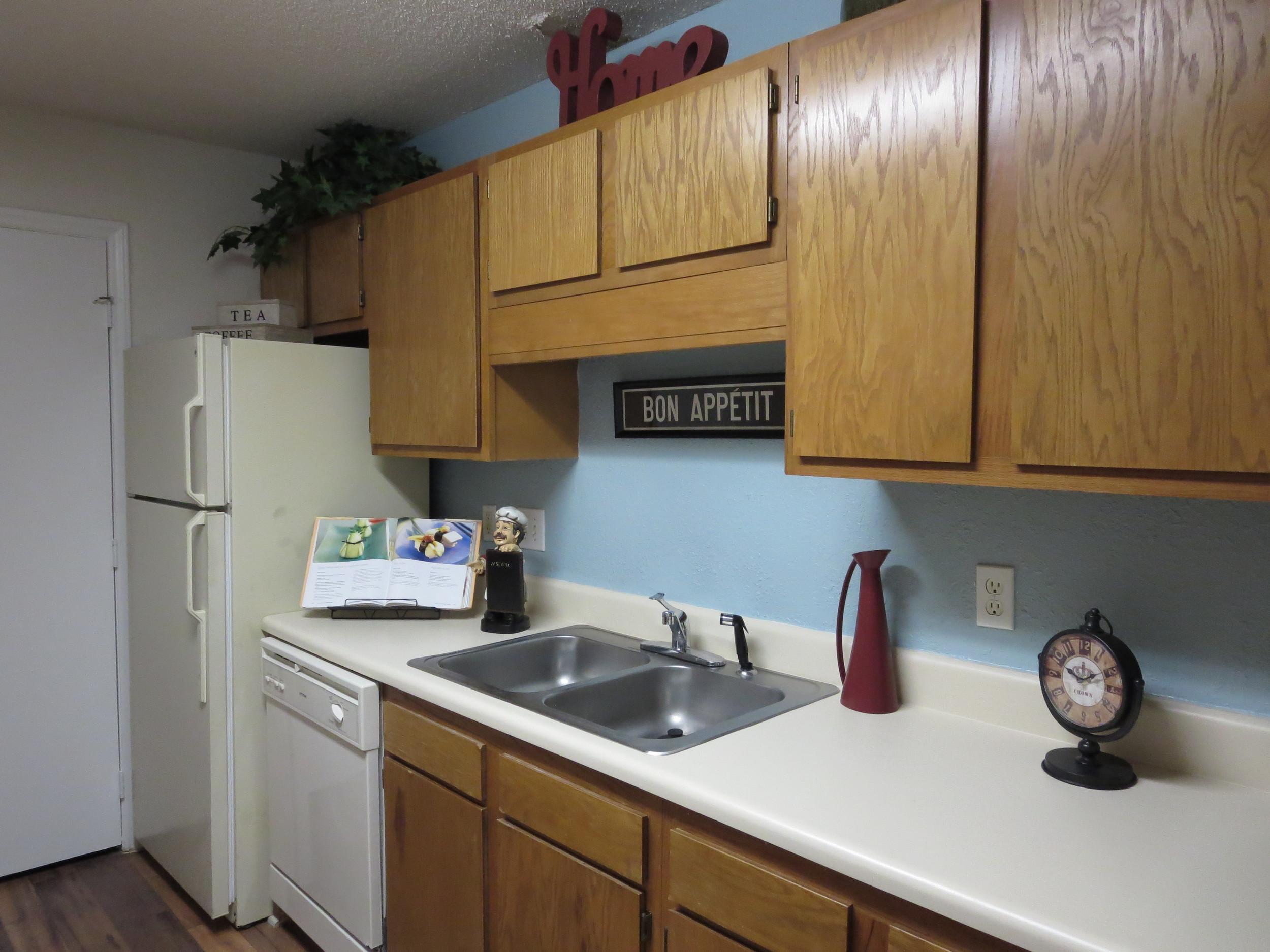 Kitchen - Non Renovated