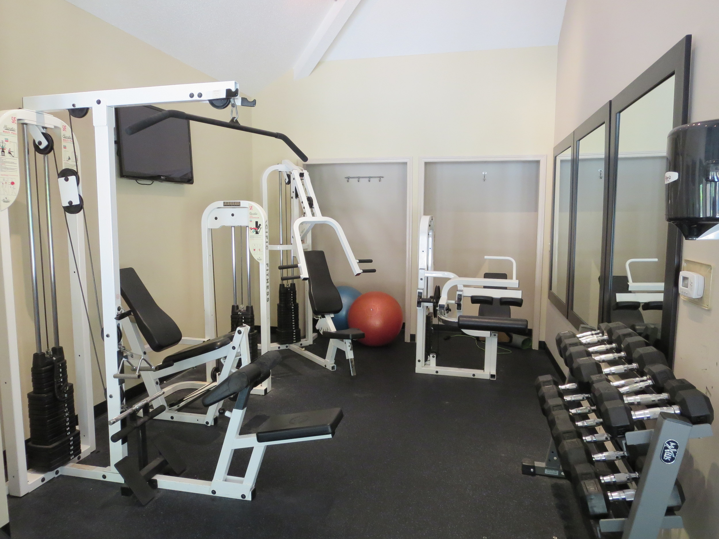 Fitness Center - Non Renovated