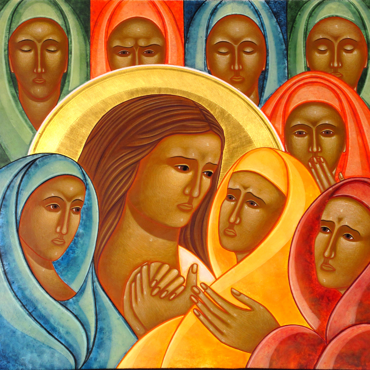 Jesus and the Women