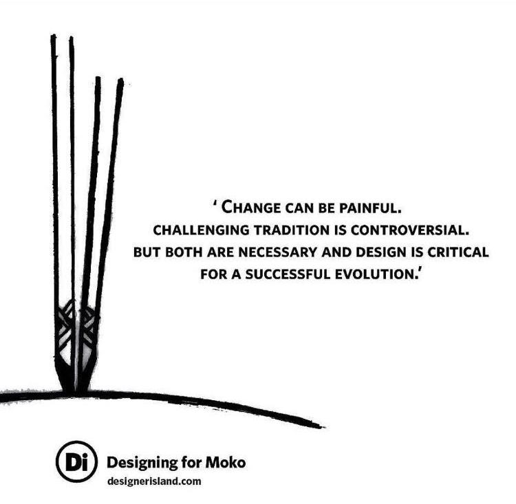 Designing for Moko