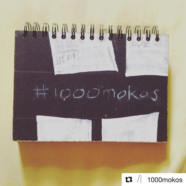 #1000mokos, fete sign books and Moko illustrations from people of all ages inside. So much culture in one moment! #trinidad #tobago #culture #designbooks #mokomadness . #Repost @1000mokos ・・・ Thank you @de.sign.books for this sweet mini-collaboration. Winner: L+C and Runner-up: Mat