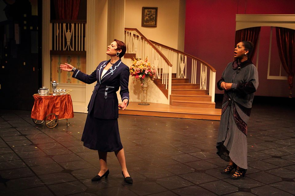 Mame in  Mame  at Human Race Theatre Company