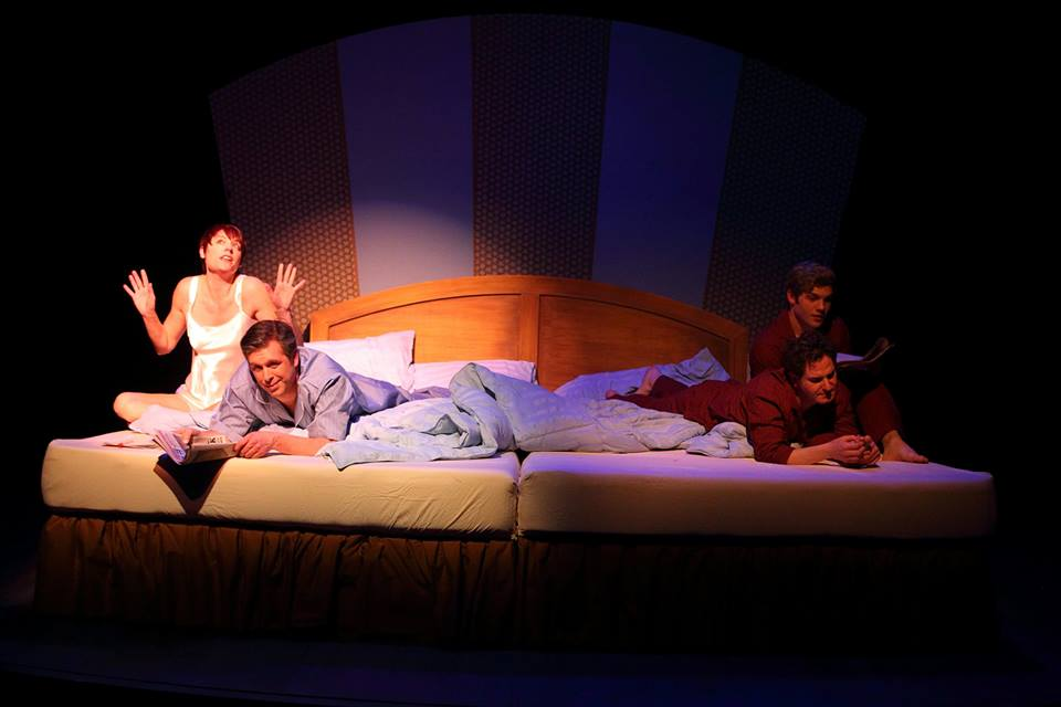 Laurel in  Torch Song Trilogy at Human Race Theatre Company