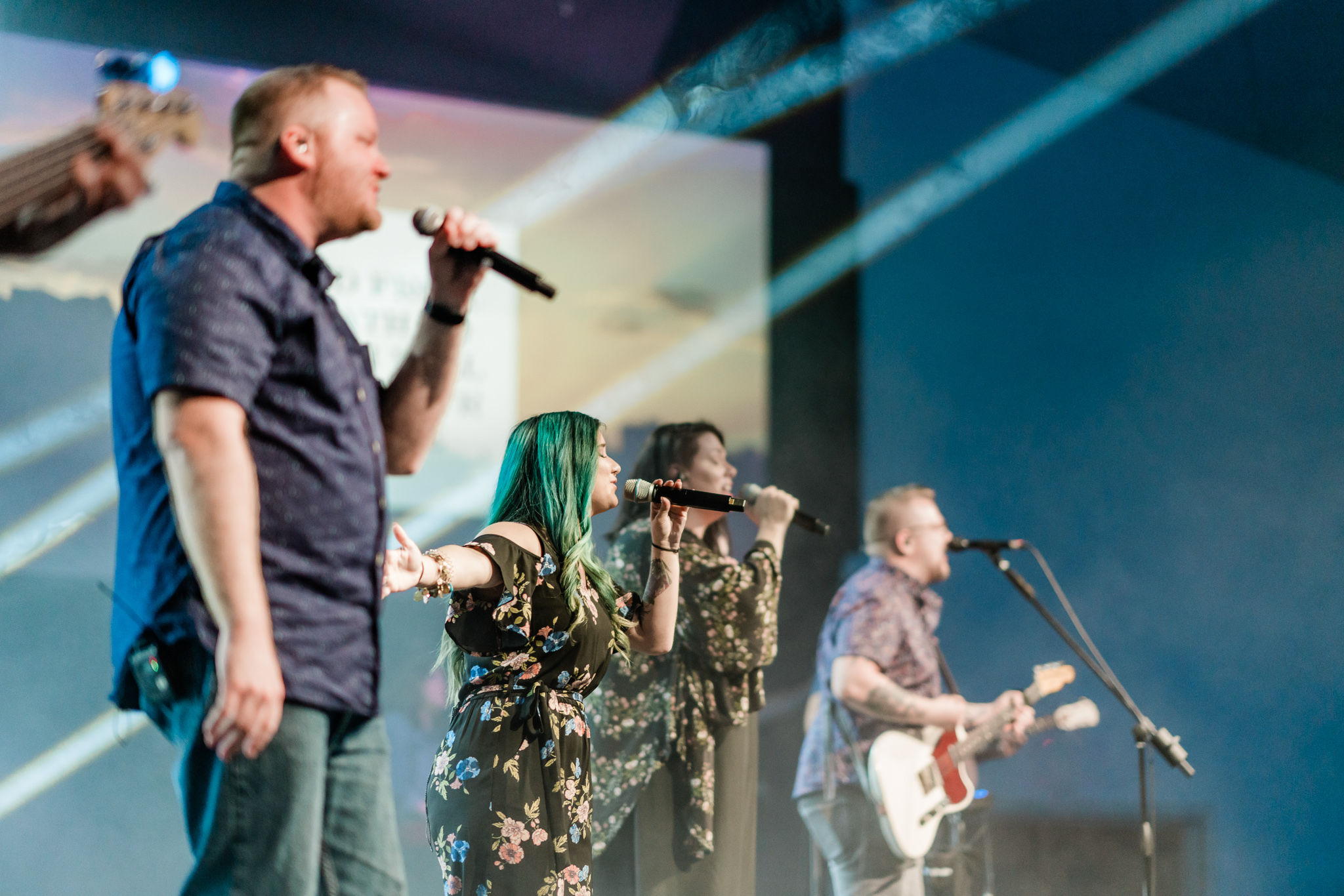 Worship Band • Orange City