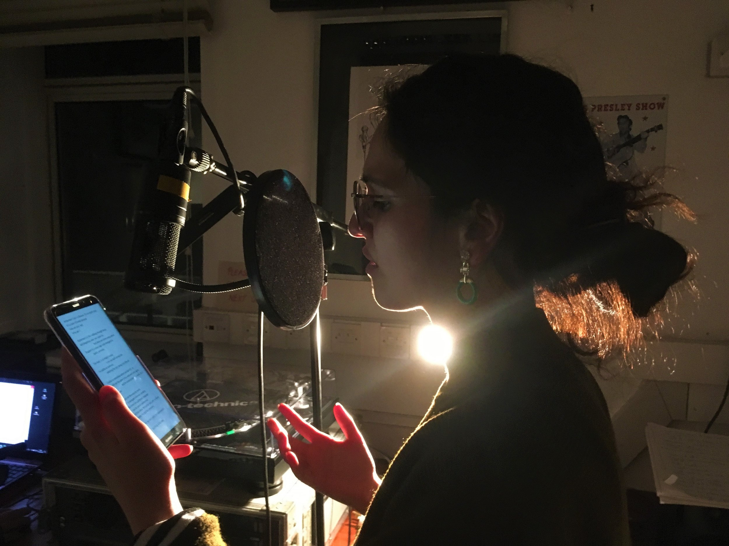Divya performing 1.JPG