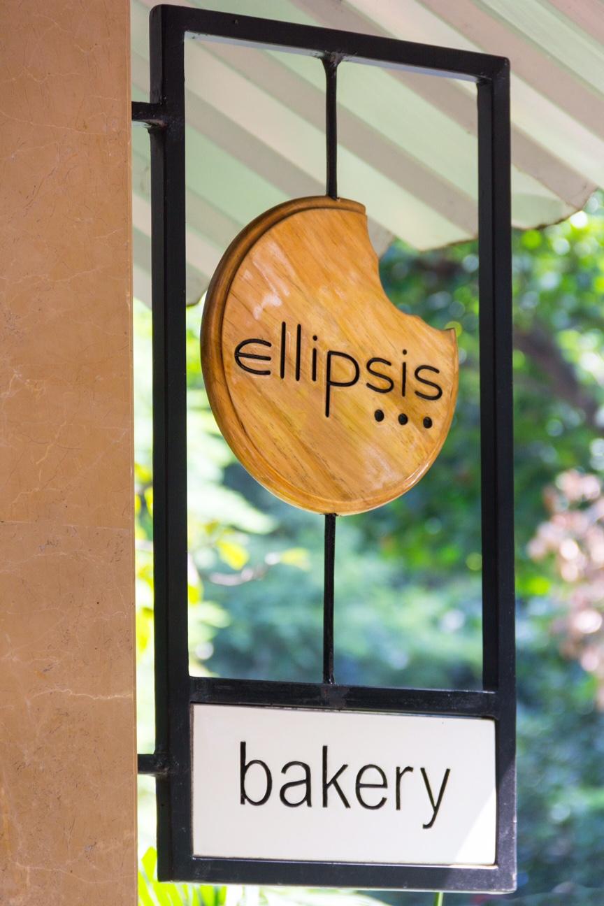 Ellipsis Bakery  // Space Design + Graphics