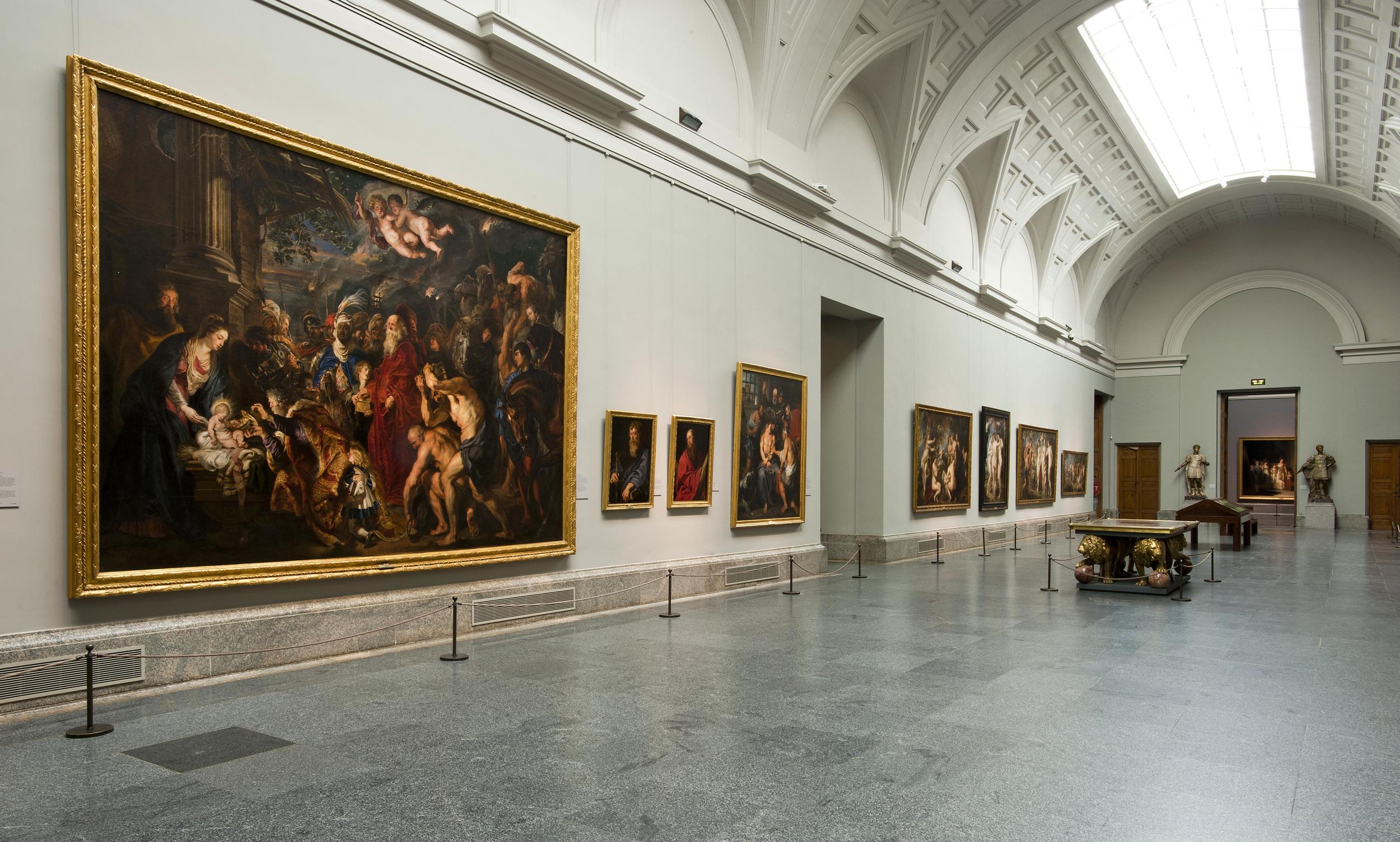 The Prado, Madrid.
