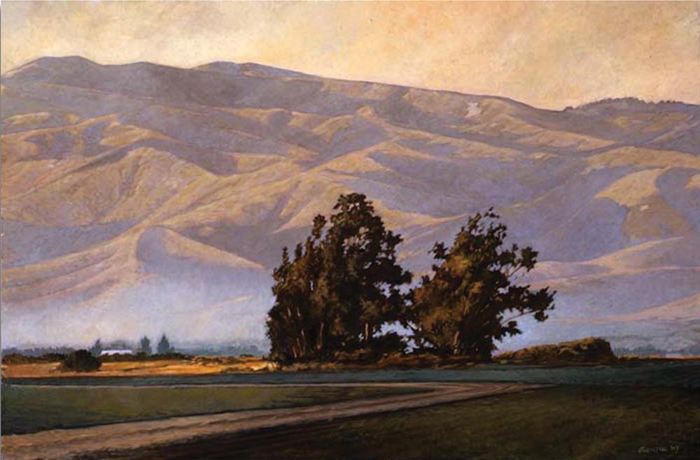 Soledad, 24x36, oil on canvas, sold.
