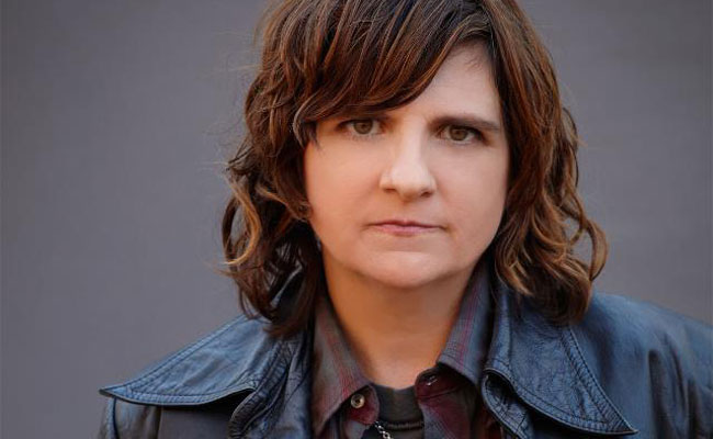 The amazing Amy Ray, one half of the Indigo Girls