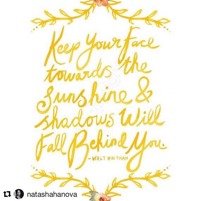 #everydaymagic 💞✨🌞 #waltwhitman #Repost @natashahanova with @get_repost